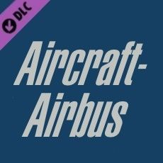Clickable image taking you to the Airbus Aircraft section of the Flight Simulator X DLC directory