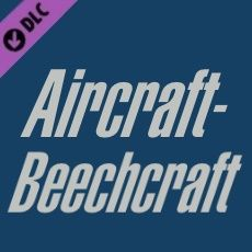 Clickable image taking you to the Beechcraft Aircraft section of the Flight Simulator X DLC directory
