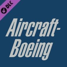 Clickable image taking you to the Boeing Aircraft section of the Flight Simulator X DLC directory