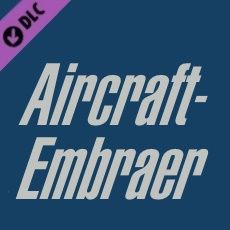 Clickable image taking you to the Embraer Aircraft section of the Flight Simulator X DLC directory