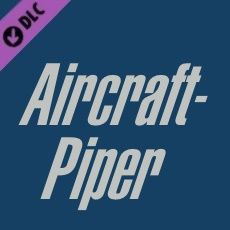 Clickable image taking you to the Piper Aircraft section of the Flight Simulator X DLC directory