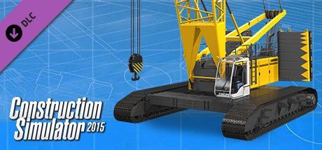 Clickable image taking you to the Green Man Gaming store page for the Liebherr LR 1300 DLC for Construction Simulator 2015