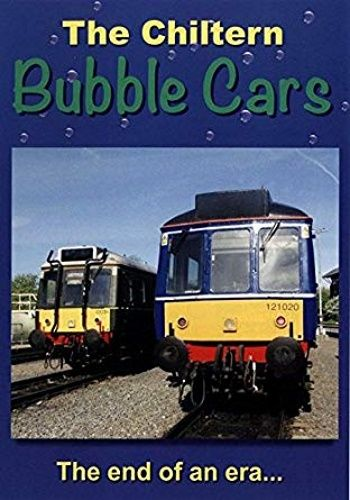 Image showing the cover of the Chiltern Bubble Cars - The end of an era... driver's eye view film