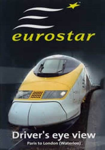 Clickable image taking you to the Eurostar Paris to London Driver's Eye View