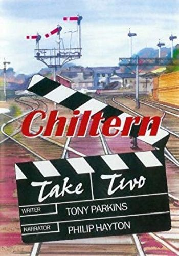 Image showing the cover of the Chiltern Take Two: Paddington-West Ruislip & Marylebone-Banbury driver's eye view film