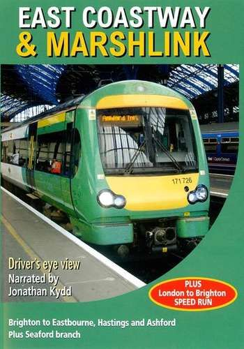 Image showing the cover of the East Coastway & Marshlink driver's eye view film
