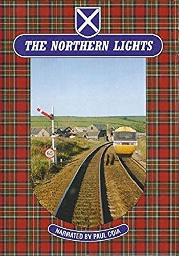 Image showing the cover of the Northern Lights: Edinburgh to Aberdeen driver's eye view film