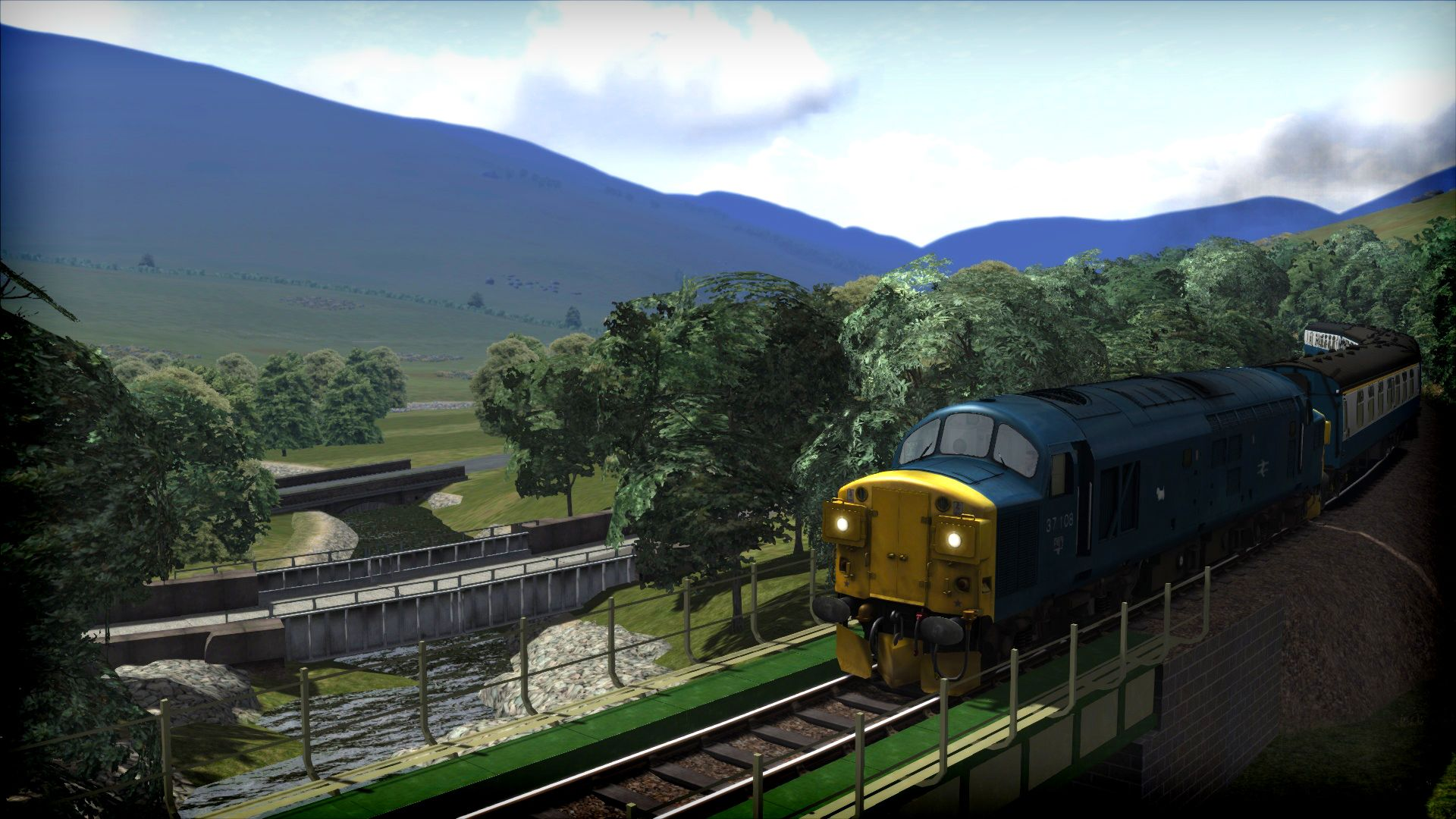 Train Simulator West Highland Line South