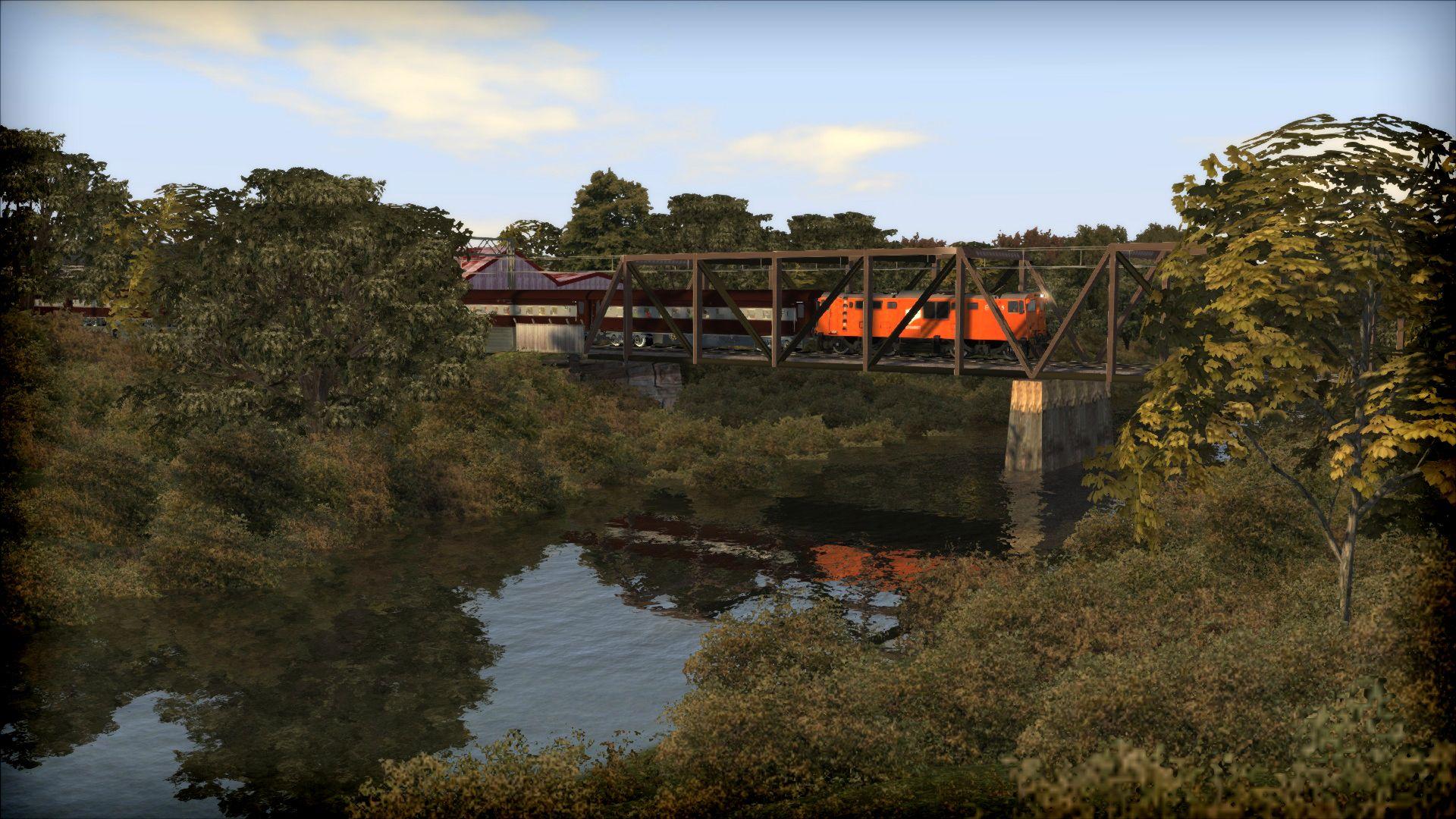 Train Simulator Kwazulu Natal Corridor Pietermaritzburg