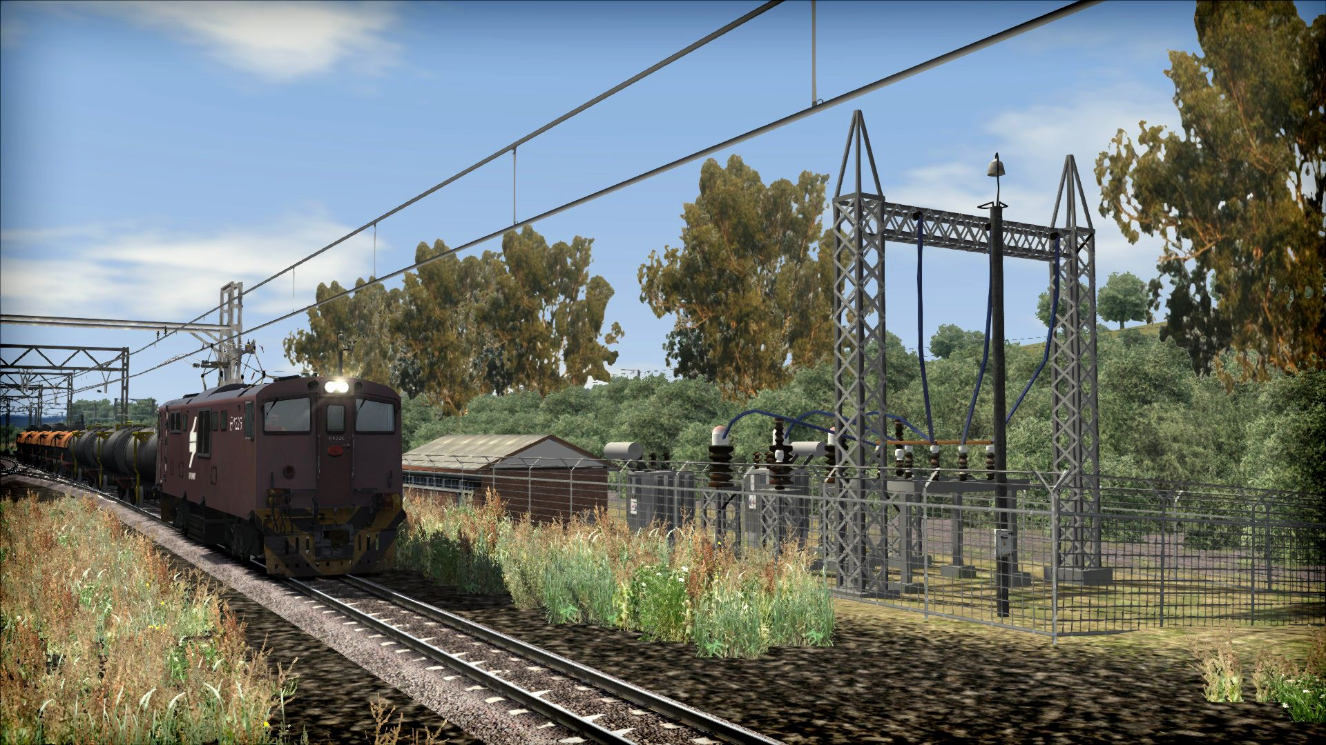 Train Simulator KwaZulu-Natal Corridor: Pietermaritzburg-Ladysmith