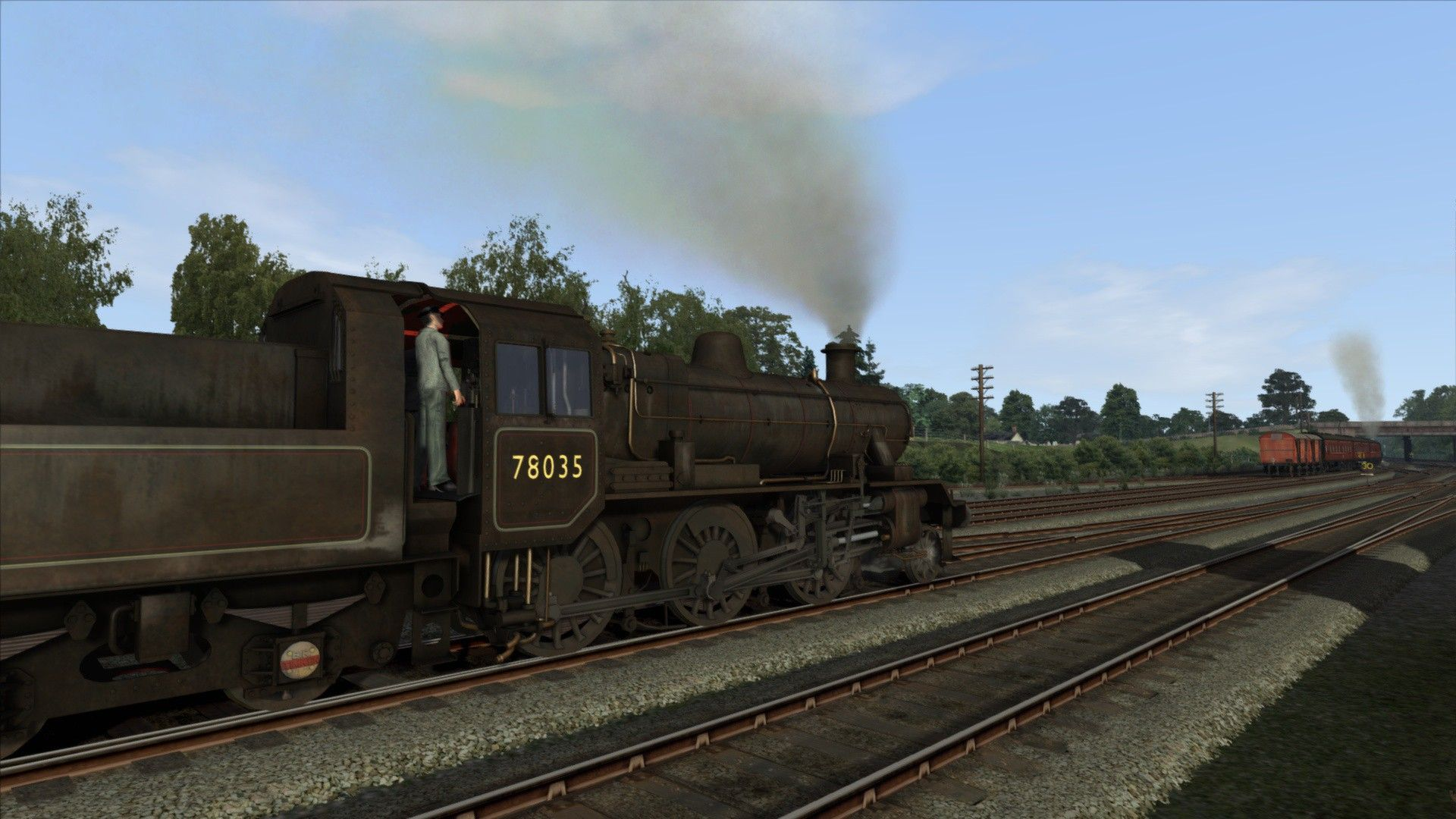 Train Simulator | BR Standard Class 2MT Loco Add-On