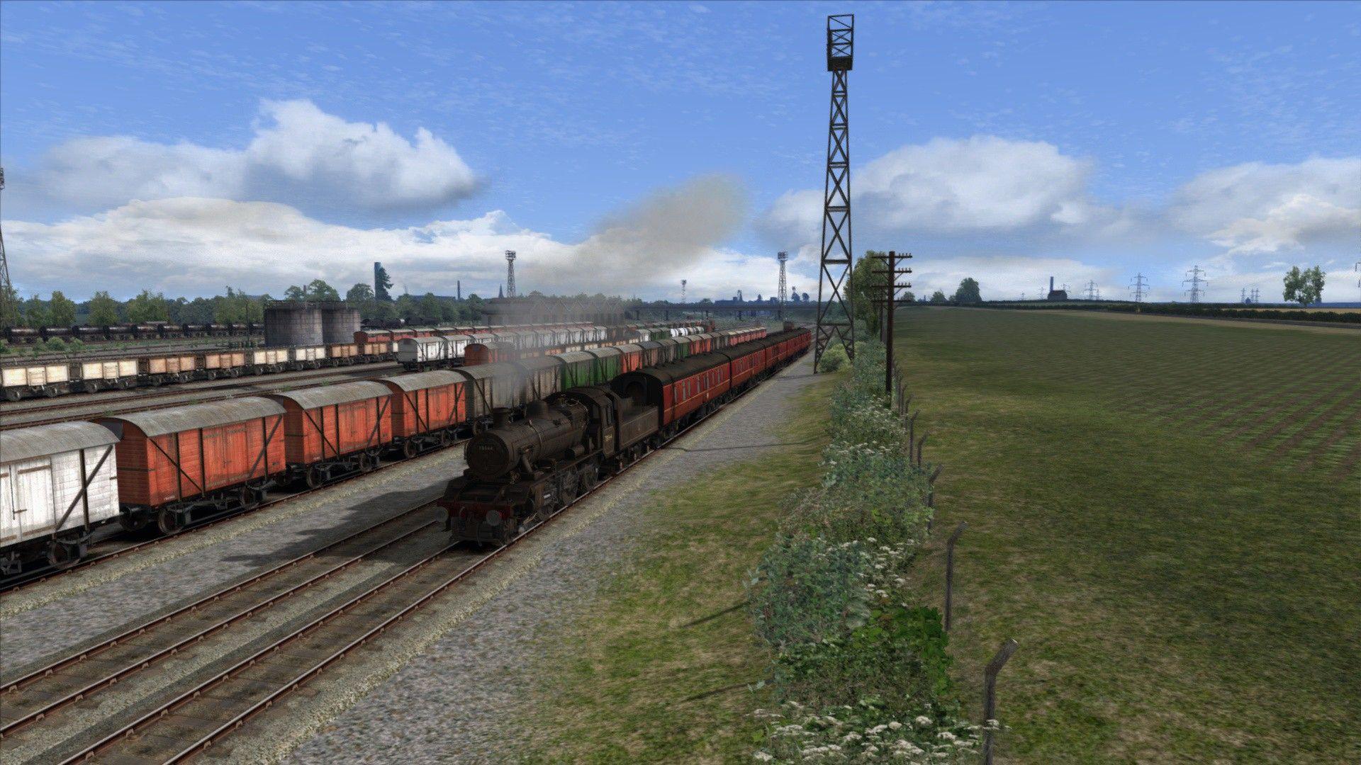 Train Simulator | BR Standard Class 2MT Loco Add-On