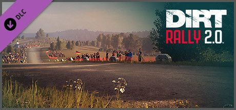 Clickable image taking you to the Steam store page for the German Rally (Rally Location) DLC for Dirt Rally 2.0