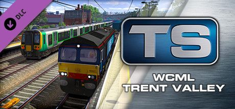 Clickable image taking you to the DPSimulation page for the WCML Trent Valley Route Add-On DLC for Train Simulator