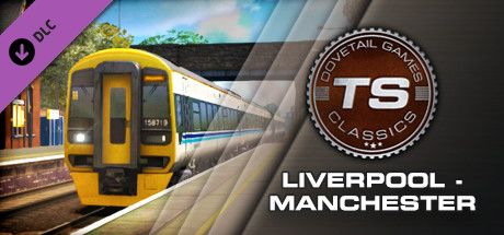 Clickable image taking you to the DPSimulation page for the Liverpool-Manchester Route Add-On DLC for Train Simulator