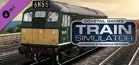 Clickable image taking you to the DPSimulation page for the Weardale & Teesdale Network Route Add-On DLC for Train Simulator
