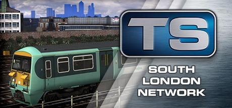 Clickable image taking you to the DPSimulation page for the South London Network Route Add-On DLC for Train Simulator