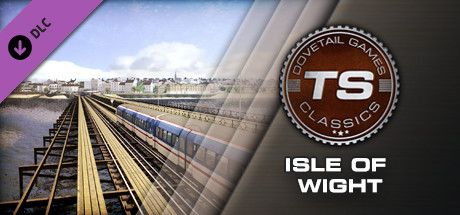 Clickable image taking you to the DPSimulation page for the Isle of Wight Route Add-On DLC for Train Simulator