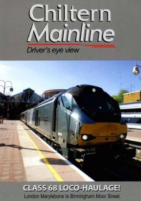 Image showing the front cover of the Chiltern Mainline - Driver's Eye View video