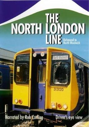 Image showing the front cover of the North London Line: Richmond to North Woolwich Driver's Eye View video