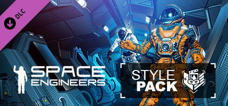Clickable image taking you to the Steam store page for the Style Pack DLC for Space Engineers