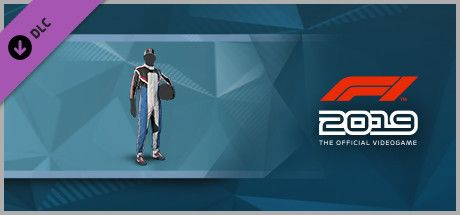 Clickable image taking you to the Steam store page for the Suit 'Navigator' DLC for F1 2019