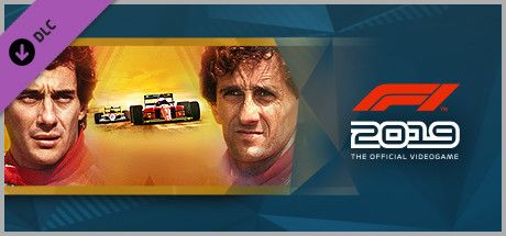 Clickable image taking you to the Steam store page for the Legends Edition DLC for F1 2019