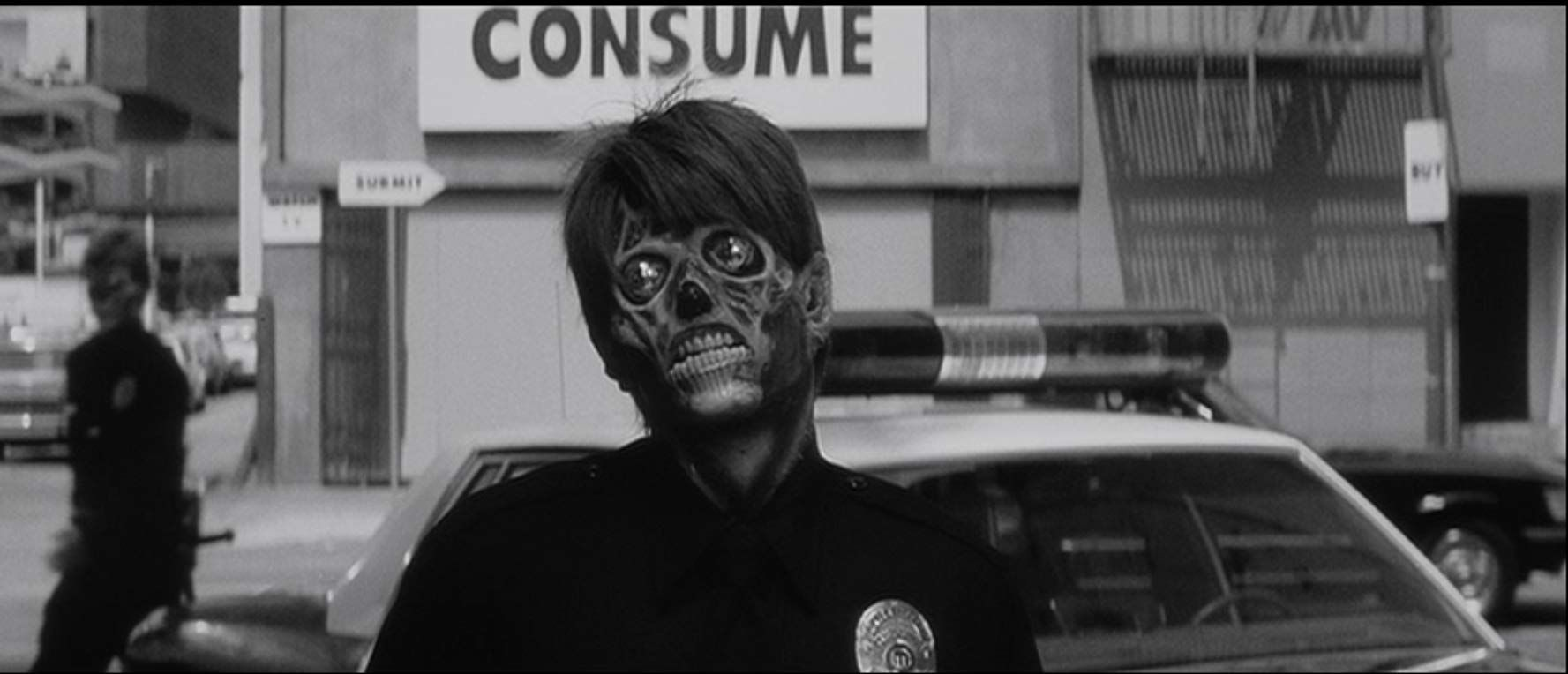 Image showing a scene from the movie They Live