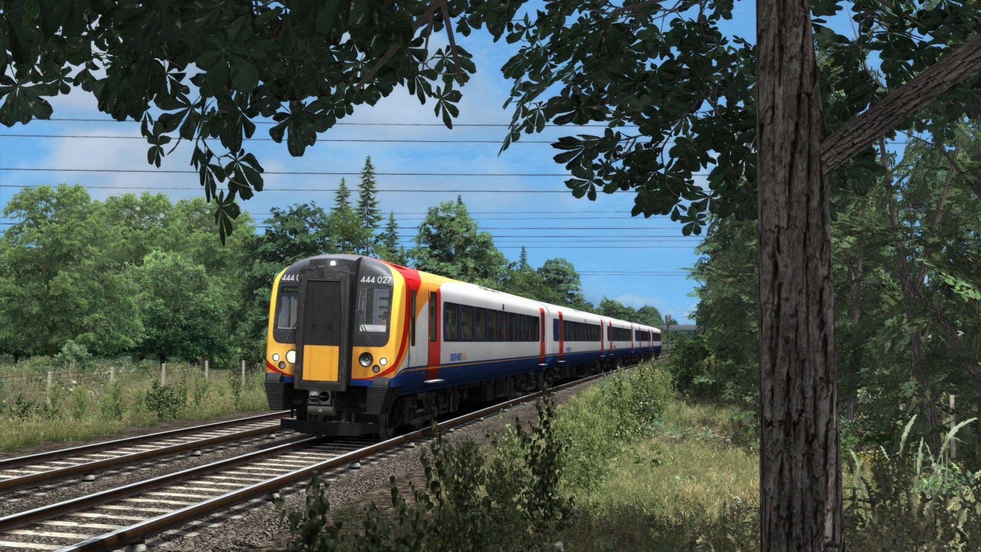 Train Simulator South Western Main Line Soton to Bournemouth