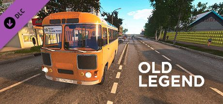 Clickable image taking you to the Steam store page for the Old Legend DLC for Bus Driver Simulator 2019