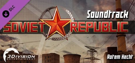 Clickable image taking you to the Steam store page for the Workers & Resources: Soviet Republic - Soundtrack DLC for Workers & Resources: Soviet Republic