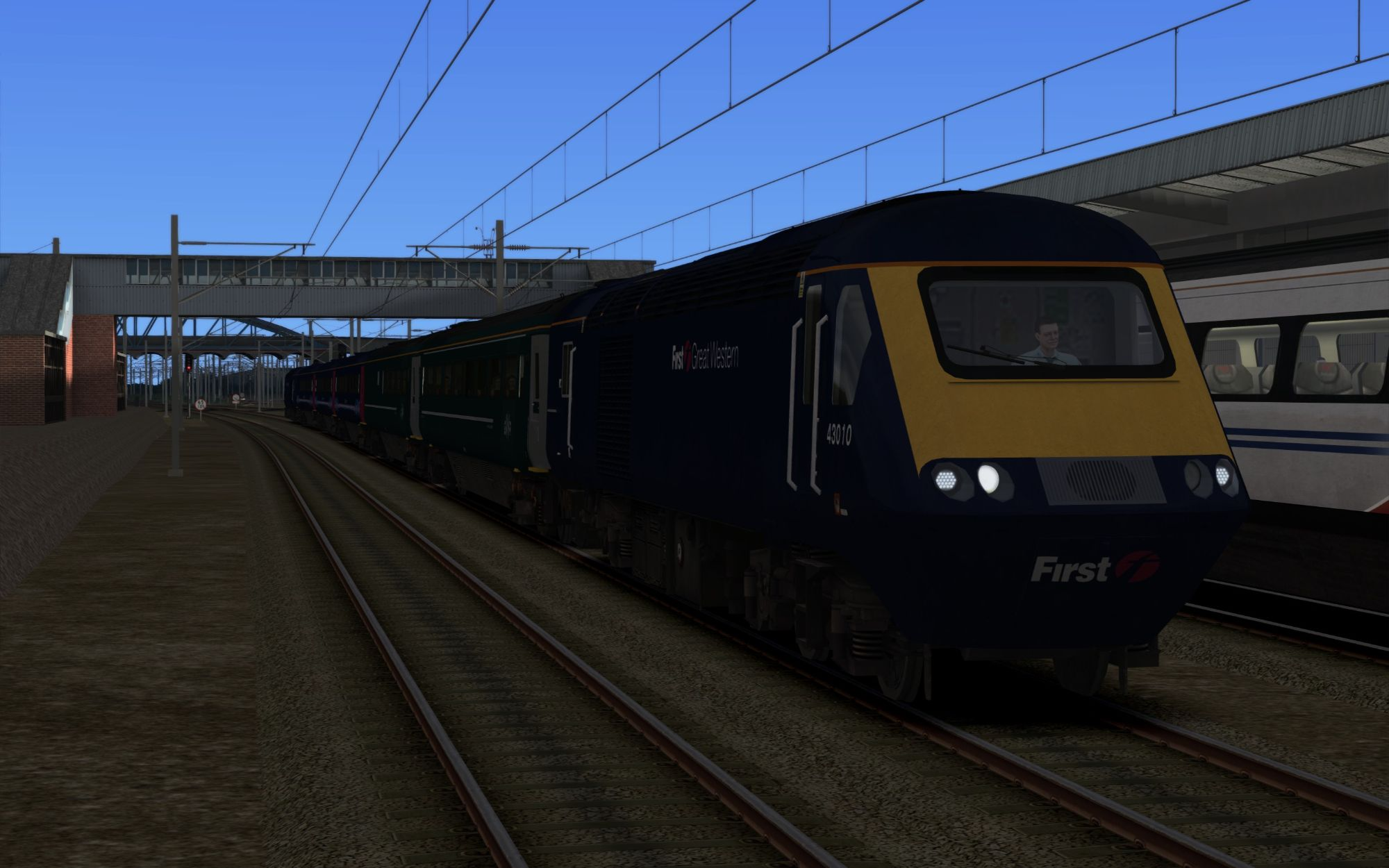 Image showing screenshot of the 1H06 - 1848 London Kings Cross to Hull scenario