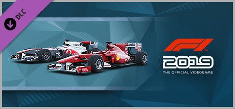 Clickable image taking you to the Steam store page for the Anniversary Edition DLC for F1 2019