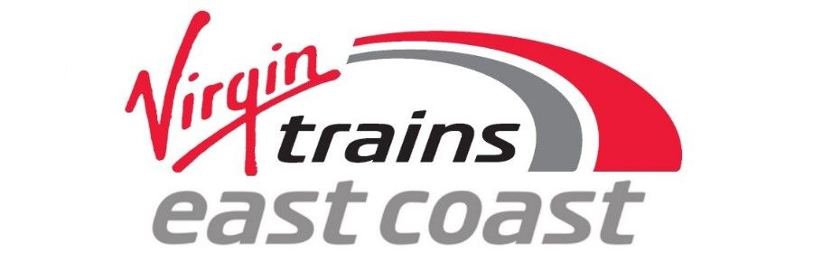 Image showing the Virgin Trains East Coast logo.