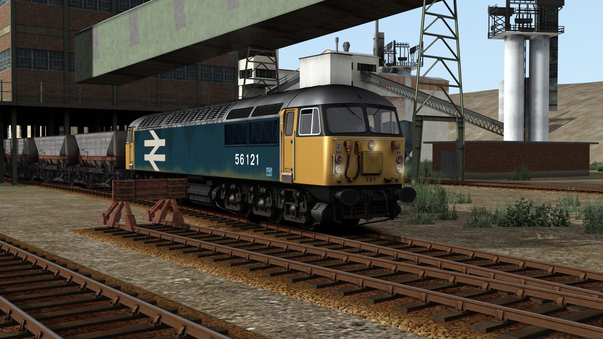 Train Simulator East Midlands Coal