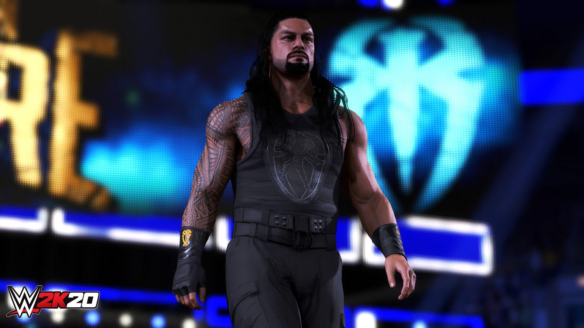 WWE2K207