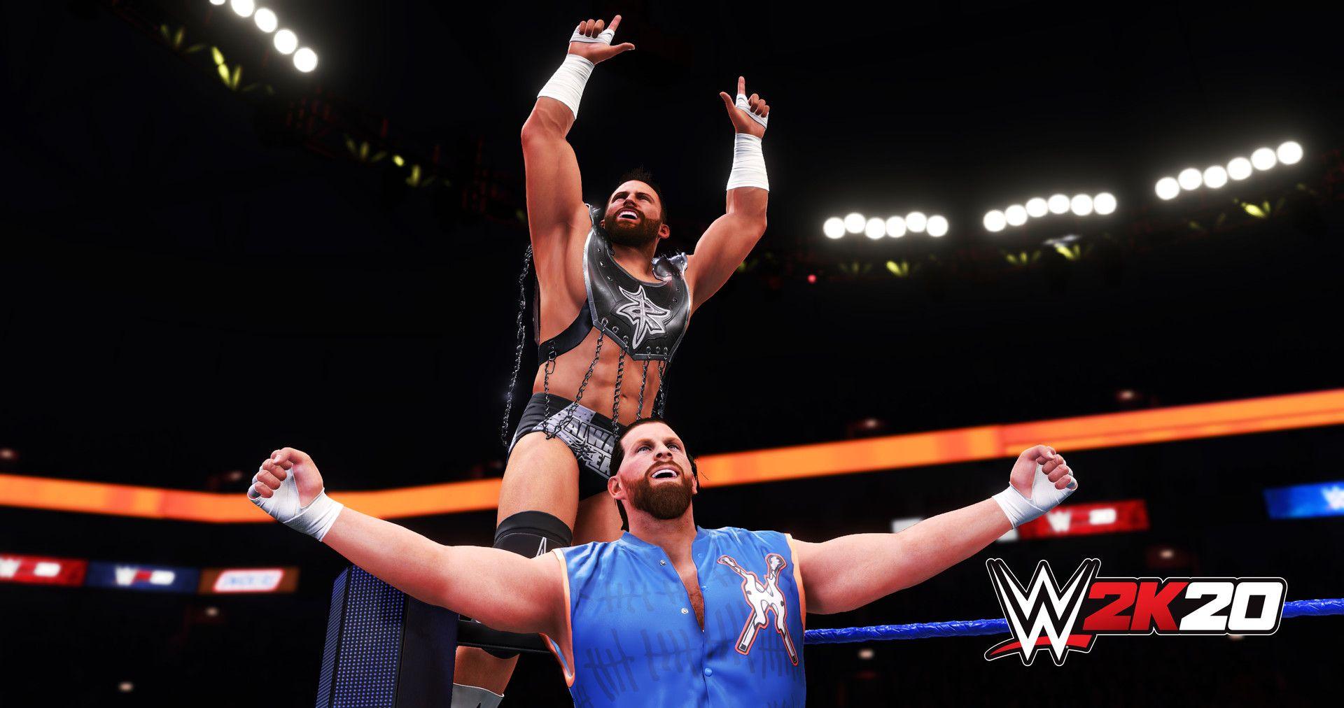 WWE2K205