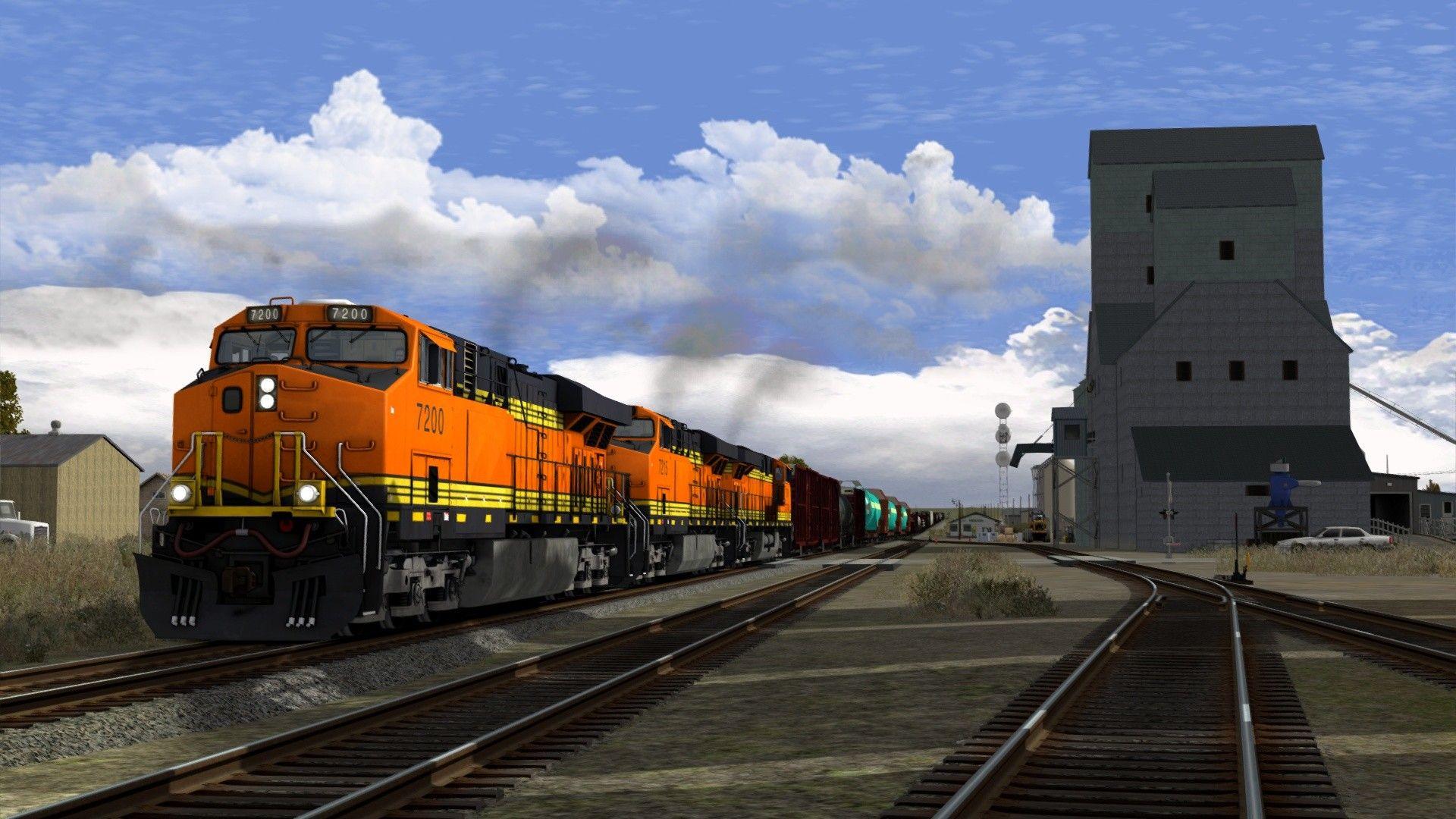 Train Simulator Montana Hi-Line