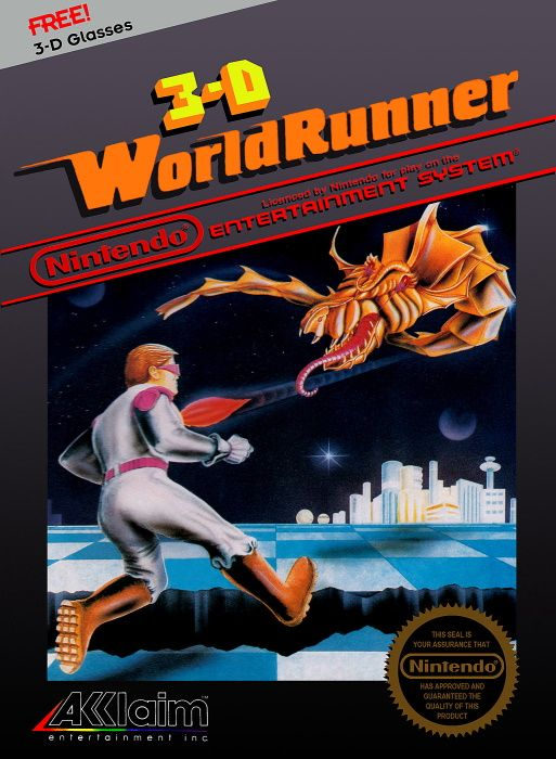 Clickable image taking you to the page for 3-D WorldRunner NES