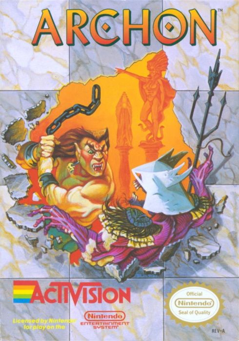 Image showing the Archon box art