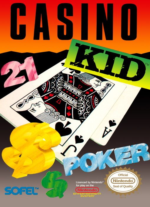 Clickable image taking you to the page for Casino Kid NES