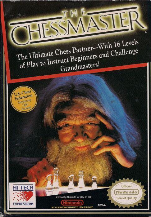 Image showing the Chessmaster box art