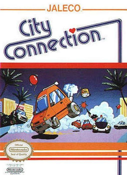Image showing the City Connection box art