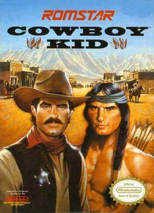Image showing the Cowboy Kid box art