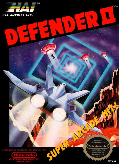 Image showing the Defender II box art