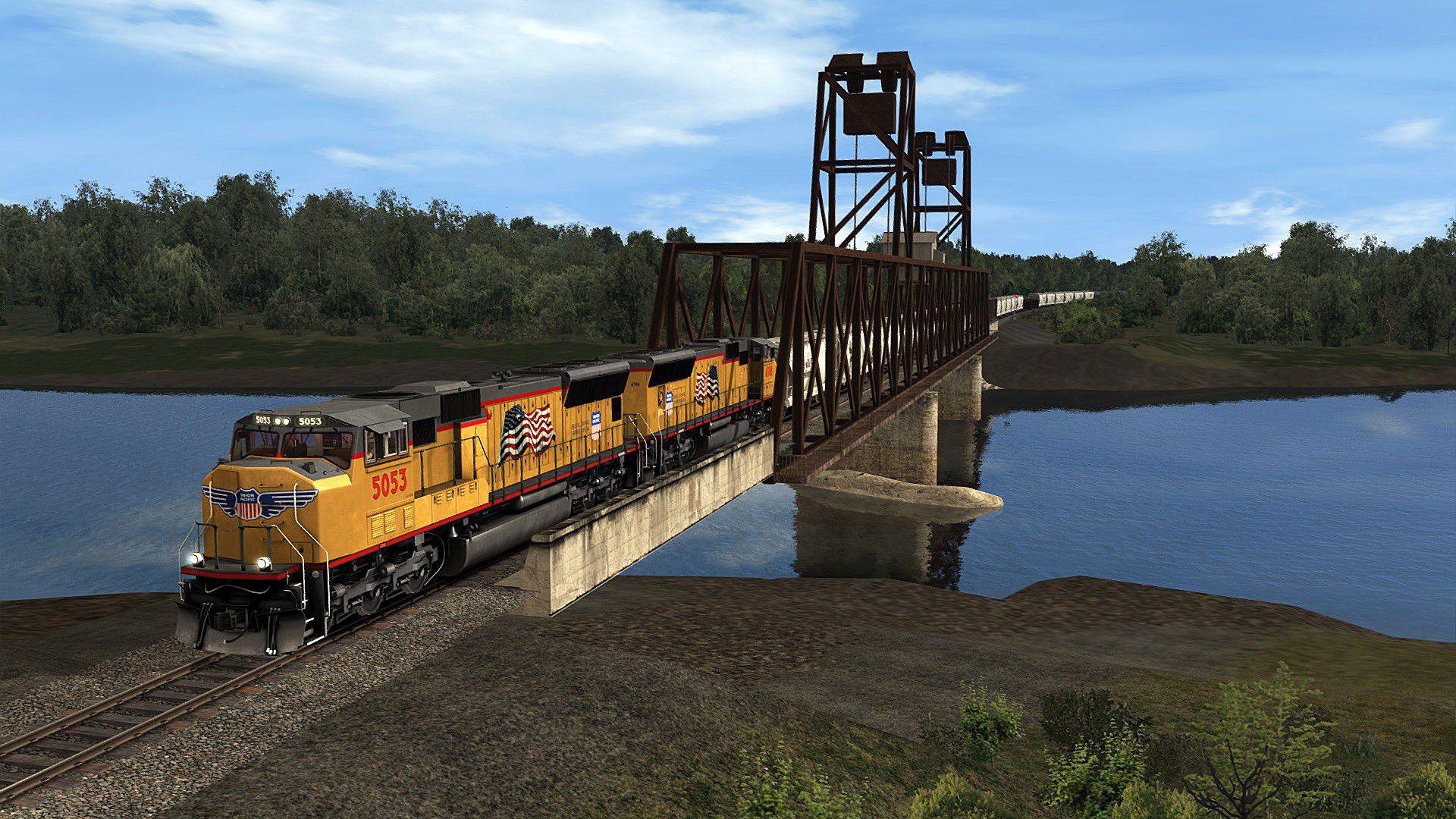 Train Simulator Livonia Division Monroe Subdivision