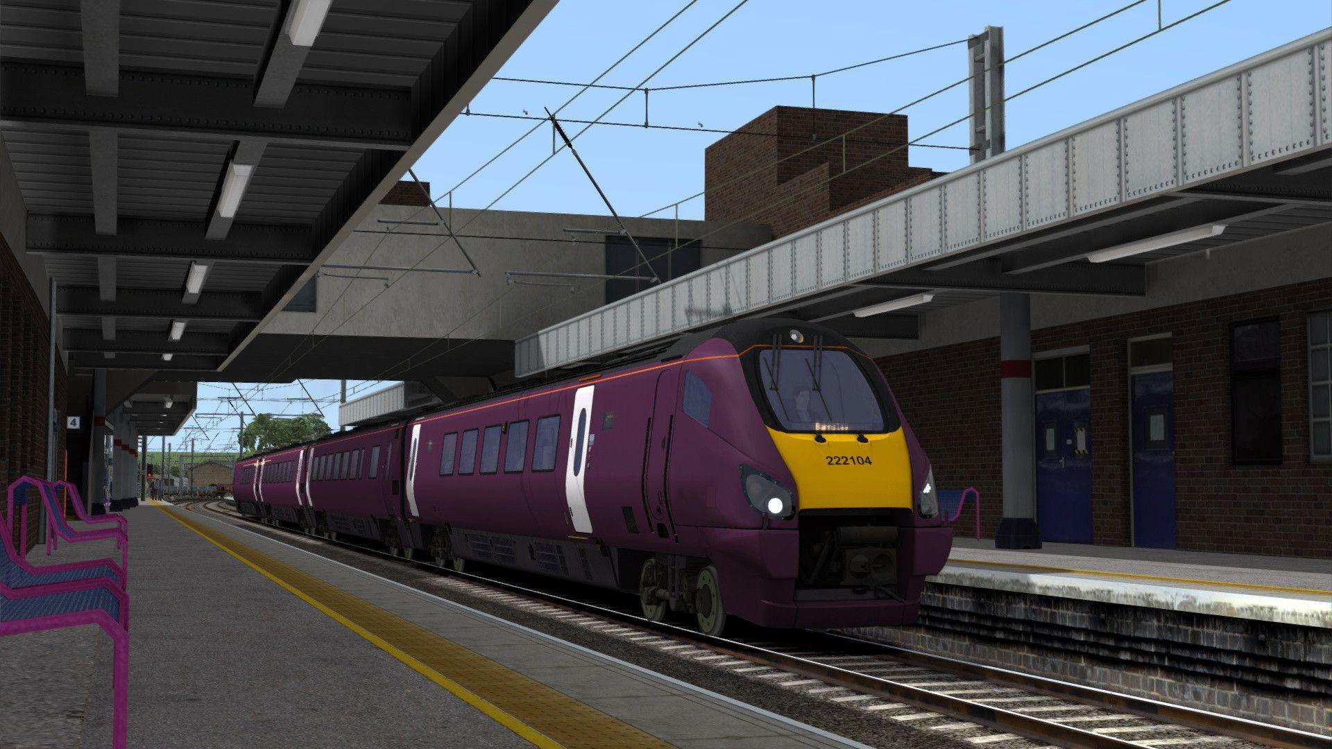 Train Simulator Class 222