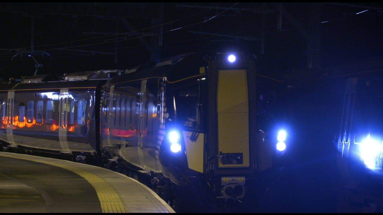 Image showing ScotRail Class 385 train