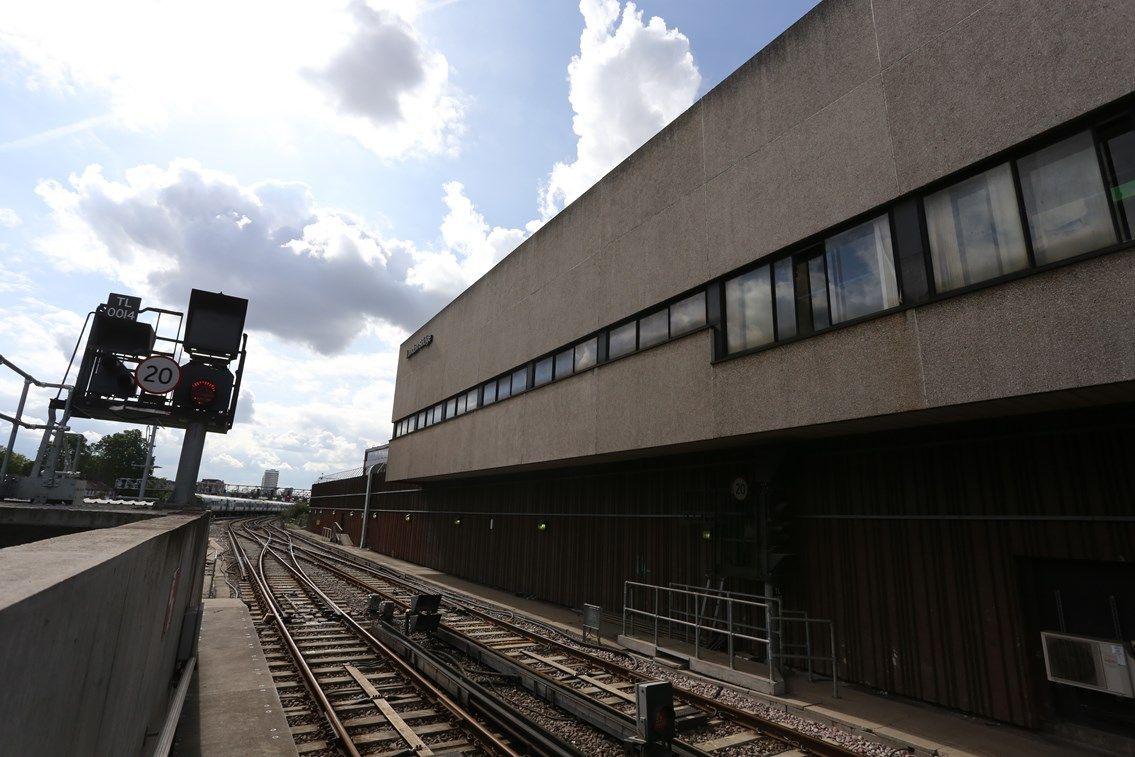Image showing London Bridge signalling centre