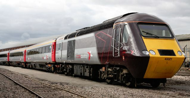 Image showing CrossCountry Trains HST